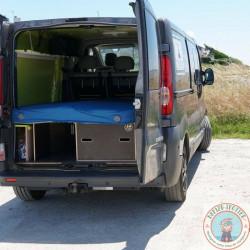 Location aménagement de véhicule Confort +