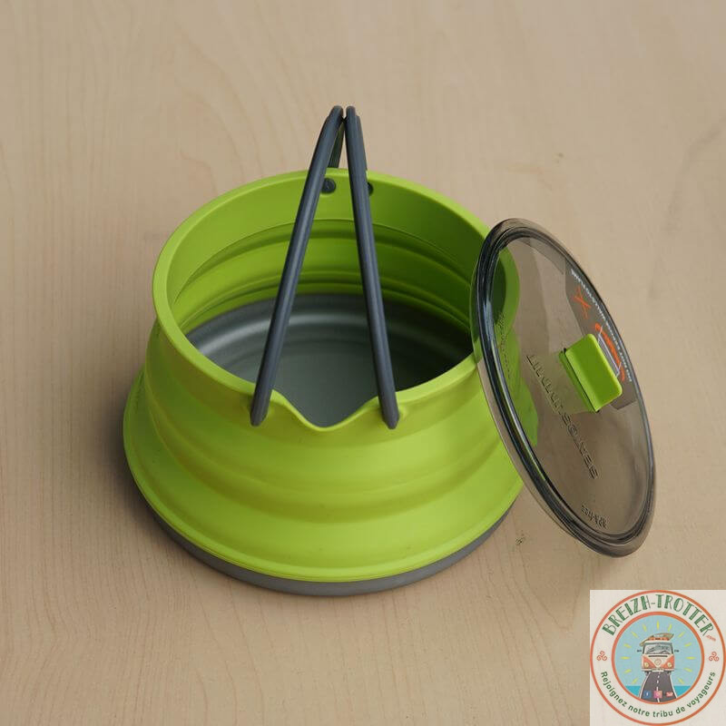 Foldable kettle