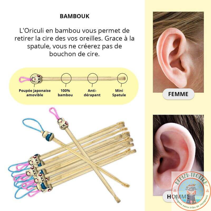 Cure Oreille Bambou
