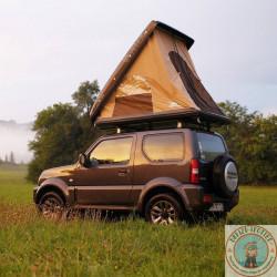 Location tente de toit NAITUP en Bretagne