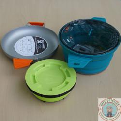 Poêle-casserole-boite encastrable
