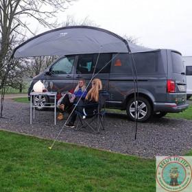 Auvent léger pour votre van ou votre ludospace