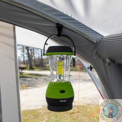 lanterne rechargeable USB et solaire