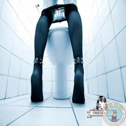 Compact reusable standing piss