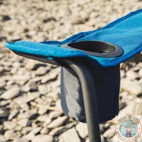 chaise vango malibu bleu