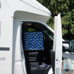 Sleeper, cot for van and converted van
