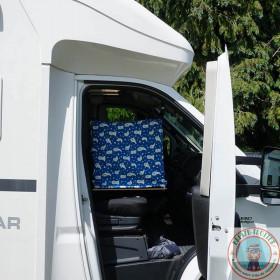 lit bébé pour fourgon, van ou camping-car fiat ducato