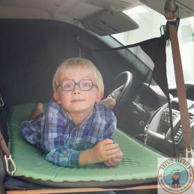 lit enfant, couchette pour fourgon aménagé, van et camping-car