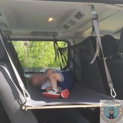 lit enfant, couchette pour fourgon aménagé, van et camping-car. position banquette