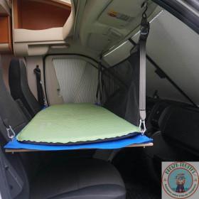 lit enfant, couchette pour fourgon aménagé, van et camping-car fiat ducato avec matelas