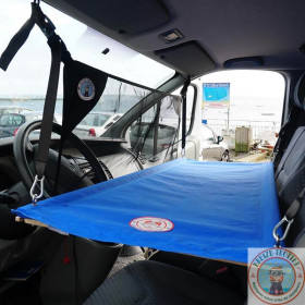 lit enfant, couchette pour fourgon aménagé, van et camping-car dans renault trafic, vivaro, primastar