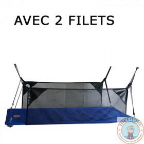 lit enfant avec filets de sécurité pour van, fourgon, camping-car, bateau