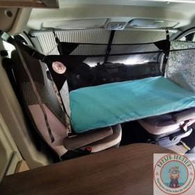 lit bébé pour fourgon, van ou camping-car dans fiat ducato