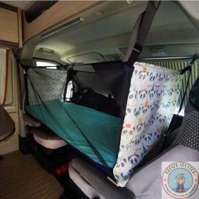 lit bébé pour fourgon, van ou camping-car motif panda, Ducato