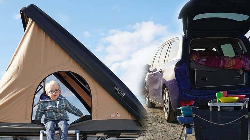 location tente de toit et aménagement de véhicule