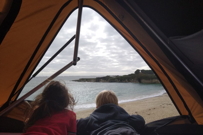 Les tentes de toit, l'alternative aux vans